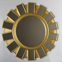Настенное Зеркало в спальню, прихожую Dominica