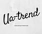 """Интернет-магазин украинского текстиля """"Ua-trend"""""""
