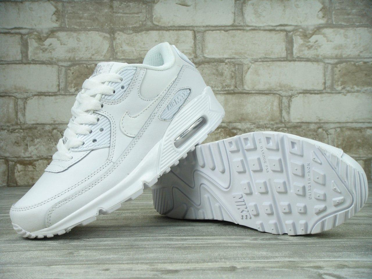 c290a978 Мужские кроссовки Nike Air Max 90 White 41, цена 1 490 грн., купить в Киеве  — Prom.ua (ID#859593036)