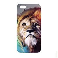 Накладка UkrCase Samsung I9500 Lion King