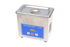 Ультразвуковая ванна 0,6 л 50 Вт цифровая в металлическом корпусе Jeken PS-06A