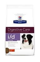Hills Prescription Diet Canine i/d Low Fat 1,5кг-диета ЖКТ для собак  (1809)