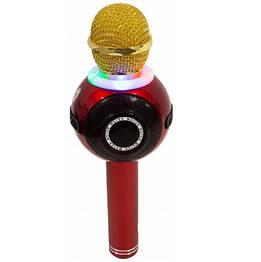 Беспроводной караоке микрофон WSTER WS-878