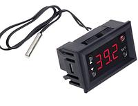 Цифровой Термостат W1218 в корпусе + датчик термореле терморегулятор термометр Arduino