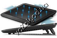 Охлаждающая подставка-кулер для ноутбука Notebook Cooler N19, фото 1