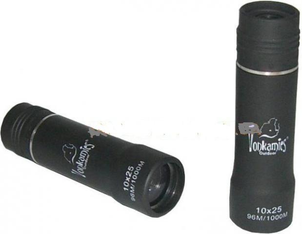 Монокуляр 10х25 Vonkamies.