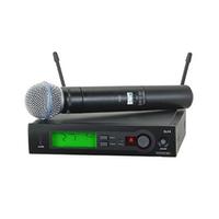 Один ручной радио микрофон на одной базе Big SLX4-BIG ручной