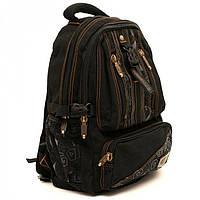 Подростковый рюкзак из брезента GoldBe арт. B756A