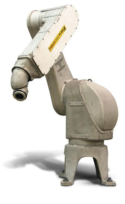 Фарбувальний робот Fanuc P-50iB/10L