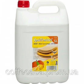 Средство для мытья посуды Power Wash Spulmittel (лимон) 5л