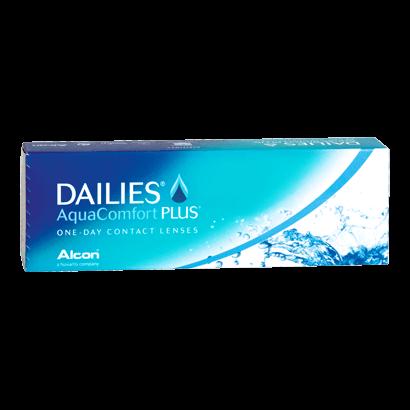 Однодневные контактные линзы dailies