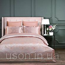 Комплект постельного белья из жаккарда Sensibility  Arya евро размер CELIA