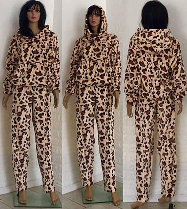 Пижама лео с капюшоном, фото 2