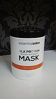 Маска для волосся з протеїнами шовку Silk Protein 1000мл. Profis