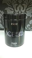 Маска антижовта Ice blonde 1000мл. Profis