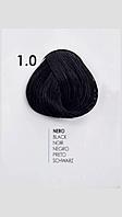 1/0 Крем-краска для волосся Fanola 100 ml.