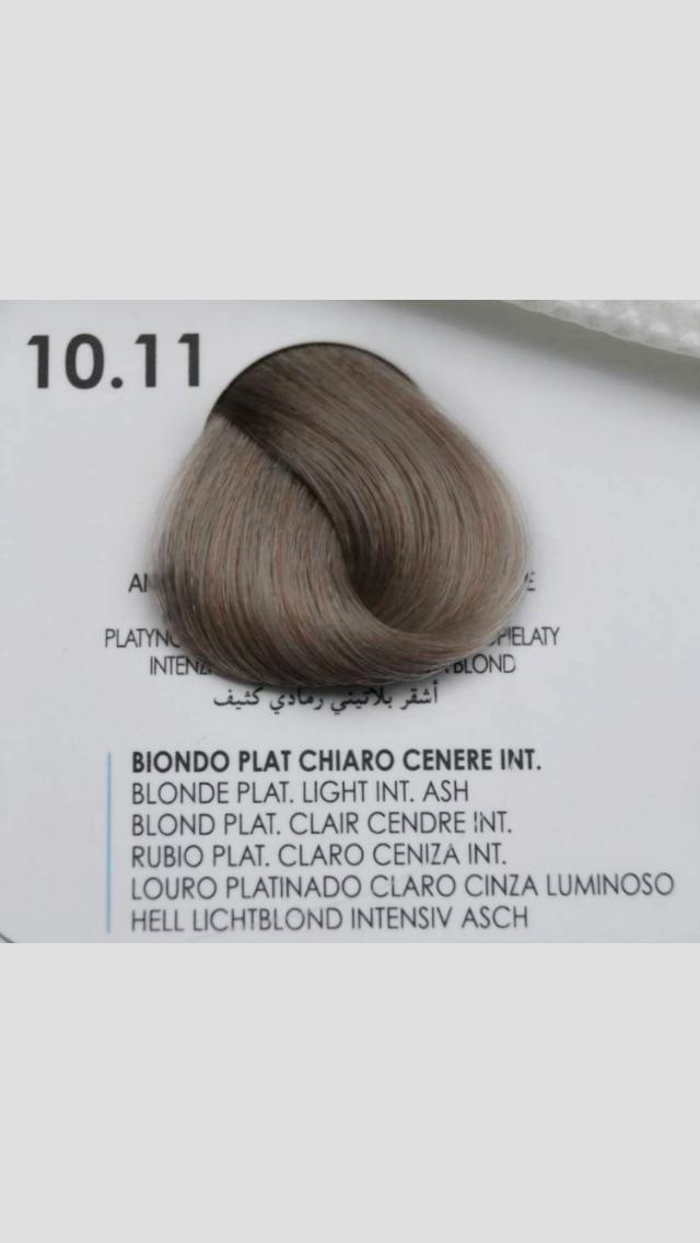10/11 Крем-краска для волосся Fanola 100 ml.