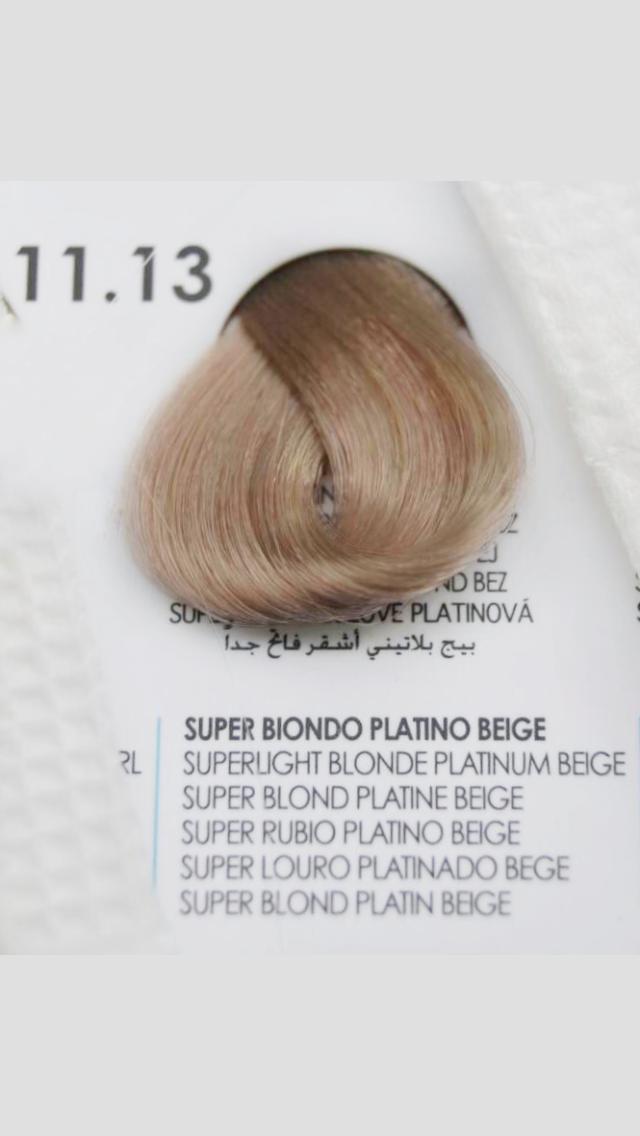 11/13 Крем-краска для волосся Fanola 100 ml.