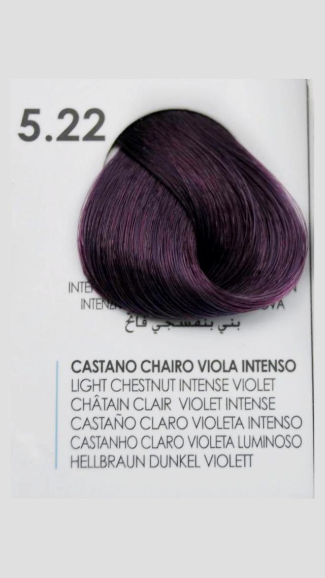5/22 Крем-краска для волосся Fanola 100 ml.