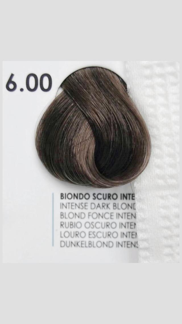 6/00 Крем-краска для волосся Fanola 100 ml.