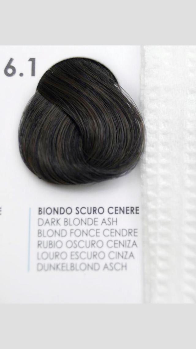 6/1 Крем-краска для волосся Fanola 100 ml.