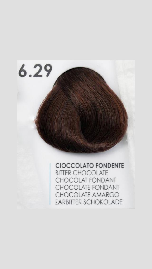 6/29 Крем-краска для волосся Fanola 100 ml.
