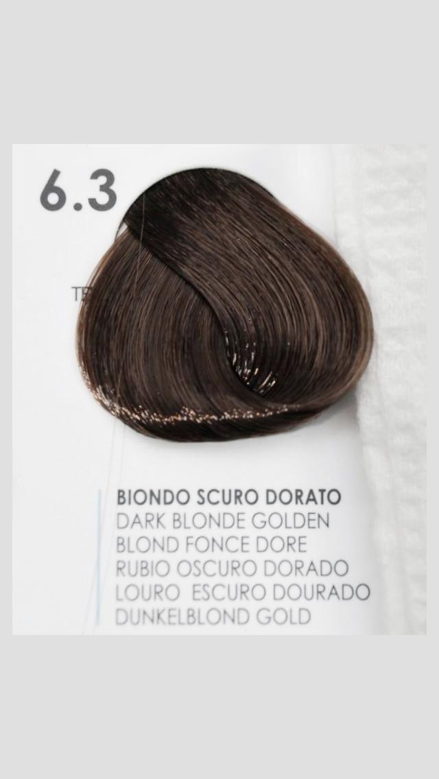 6/3 Крем-краска для волосся Fanola 100 ml.