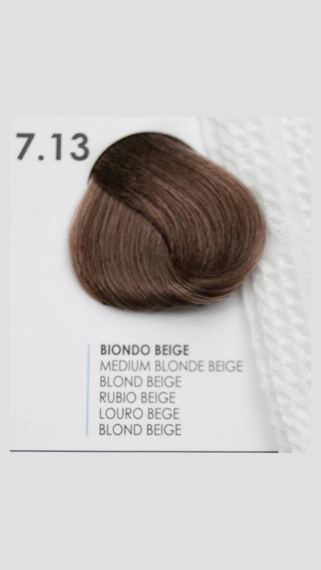 7/13 Крем-краска для волосся Fanola 100 ml.