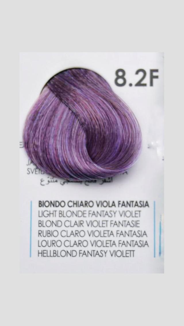 8/2F Крем-краска для волосся Fanola 100 ml.