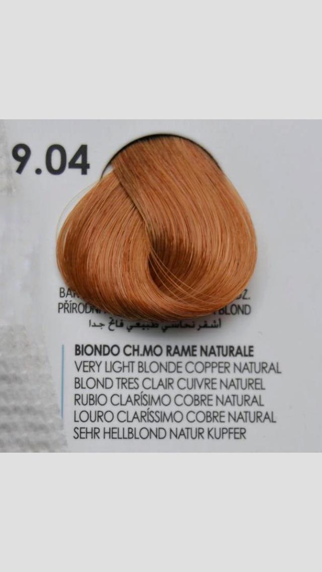 9/04 Крем-краска для волосся Fanola 100 ml.