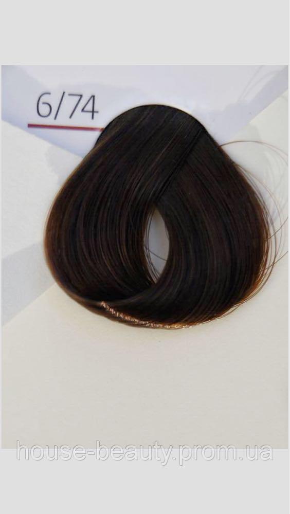6/74 Крем-фарба ESSEX  Темно-русявий коричнево-мідний/кориця/( 40)