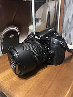 Зеркальный Фотоаппарат со сменным объективом Nikon D7000 Kit 18-105 VR