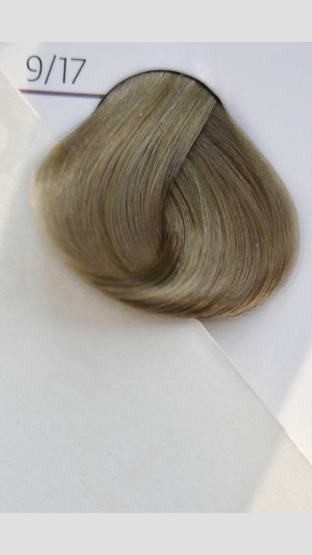 9/17 Крем-краска  ESTEL PRINCESS ESSEX блондин пепельно-коричневий