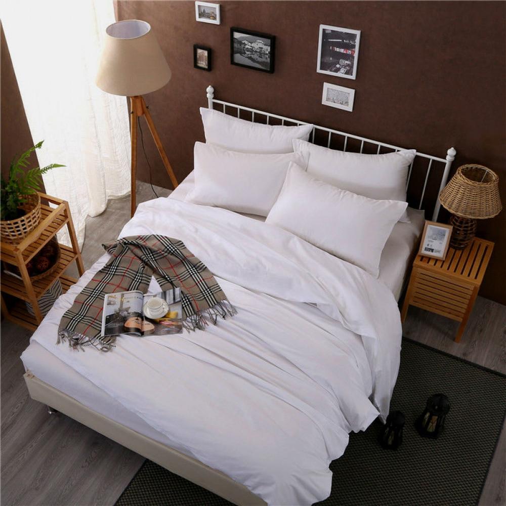 Комплект постельного белья из 100% сатина Милк