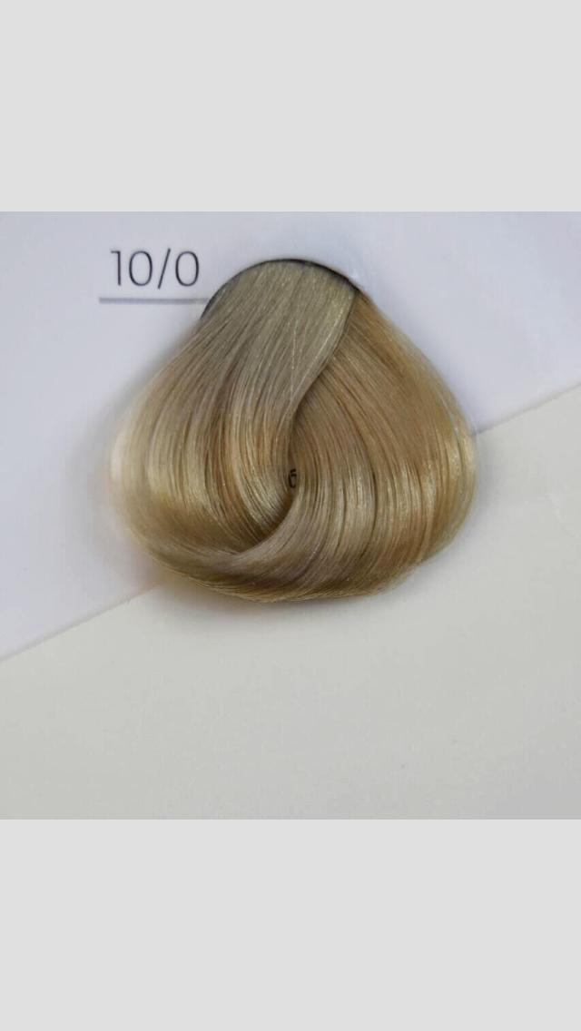 10/0 Крем-фарба ESSEX  Світлий блондин/ платиновий блондин (40)