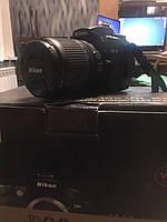 Зеркальный Фотоаппарат со сменным объективом Nikon D90 Kit 18-105 VR