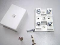 Коробка монтажная КМС 1-4