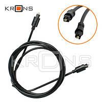 Оптический аудио кабель Toslink 10м