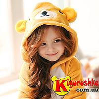 Костюм кигуруми для детей мишка Rilakkuma 4e664cd31a804