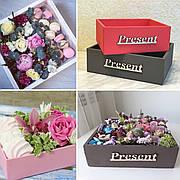 Ящик для цветов и декора - Box S