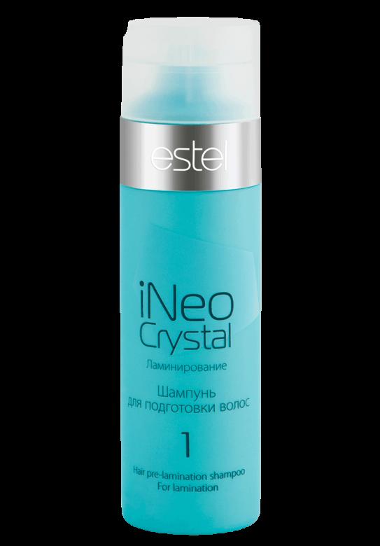 Шампунь для підготовки волосся INEO-CRYSTAL