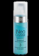 Двофазний лосьйон-закріплювач для волосся INEO-CRYSTAL