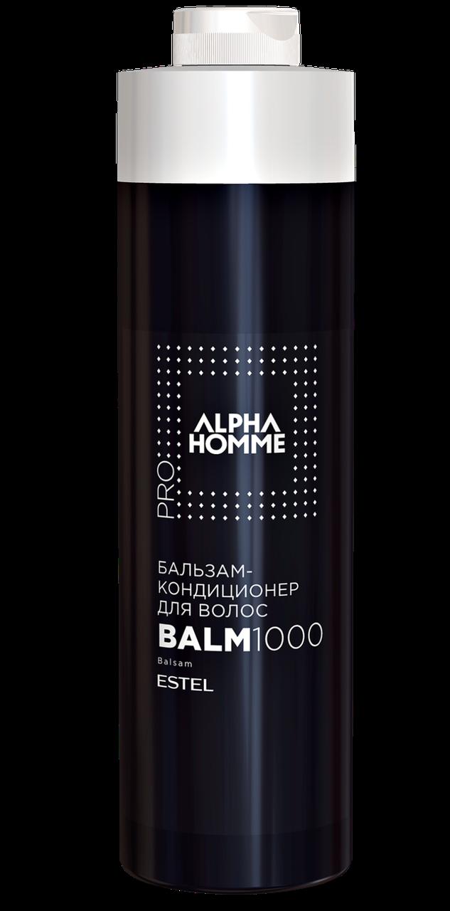 Бальзам-кондиціонер для волосся ALPHA HOMME PRO 1000мл.