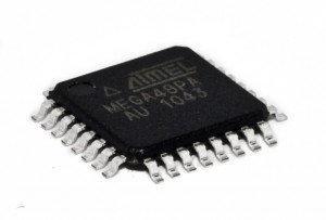 ATmega48PA-AU, Микроконтроллер 8-Бит, picoPower, AVR, 20МГц, 4КБ Flash TQFP32