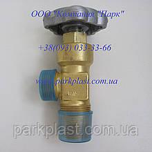 Вентиль мембранный ВБМ-1 (вентиль баллонный мембранный)