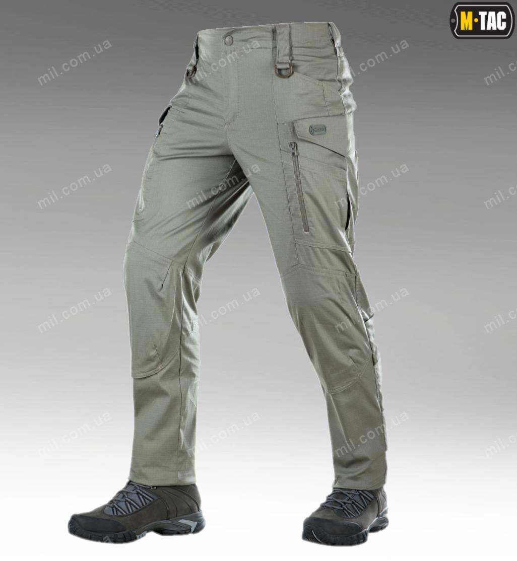 Тактические брюки / штаны CONQUISTADOR FLEX (foliage green)