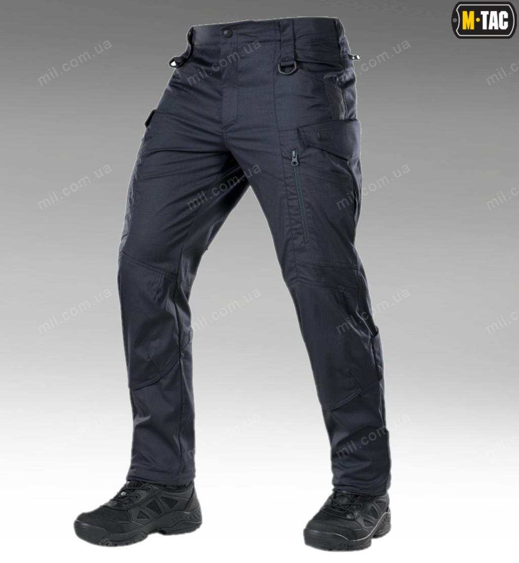 Тактические брюки / штаны CONQUISTADOR FLEX (dark grey)