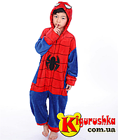 Костюм кигуруми для детей Человек Паук (spiderman). 54ebef019addd