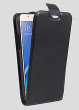 Чехол флип для Samsung Galaxy A5 A500 черный
