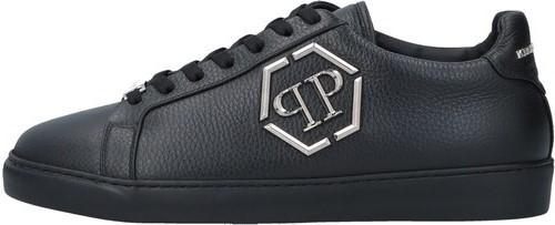 """Мужские кроссовки Philipp Plein 1 """"Black"""" ( в стиле Филипп Плейн )"""